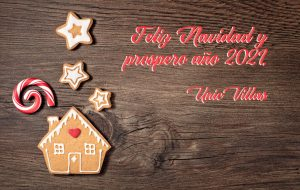 Christmas greetings from Unic Villas